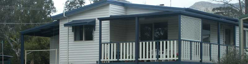 kangaroo valley retirement relocatable homes